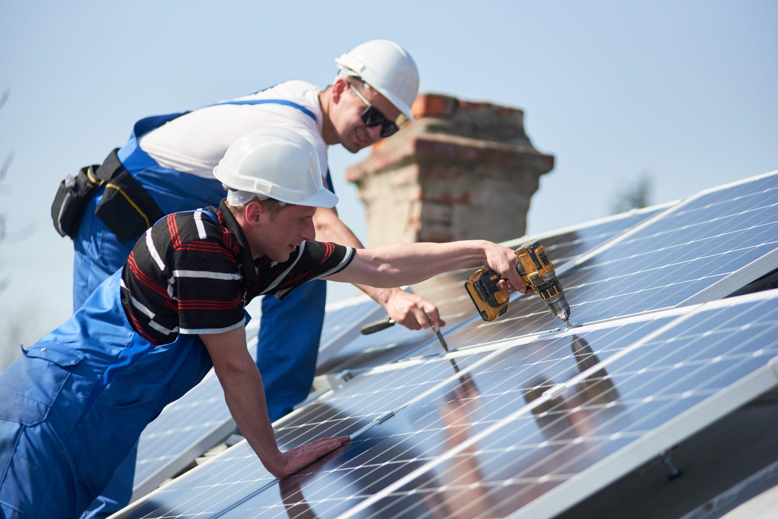 Photovoltaics installations